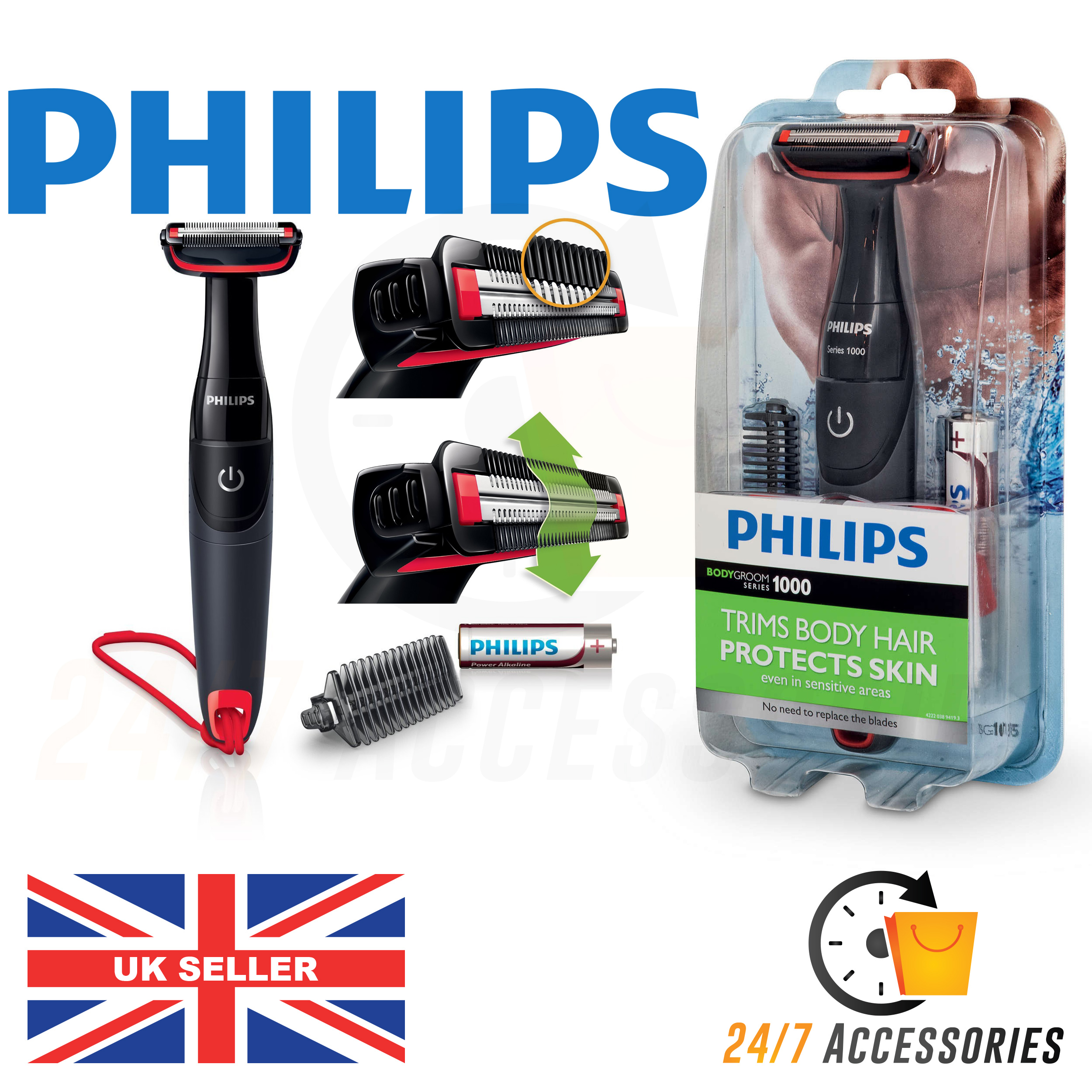 Philips bodygroom 1000