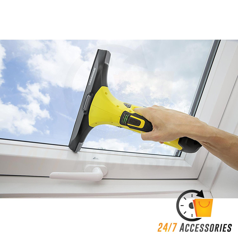 K 228 Rcher Wv5 Plus Window Vacuum Glass Cleaner Charging